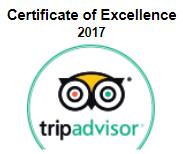 2017 tripadvisor excellence