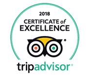 2018 tripadvisor excellence